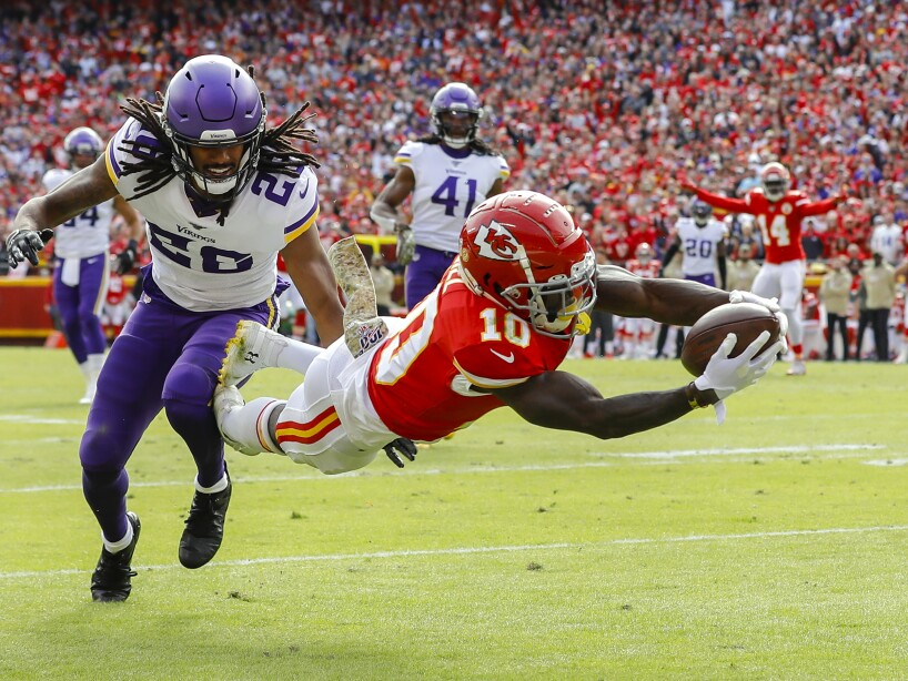 Minnesota Vikings v Kansas City Chiefs