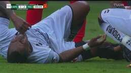 Atlas informa que Renato Ibarra sufre esguince