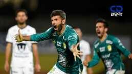 Emmanuel Gigliotti se perfila como titular en León para la gran Final