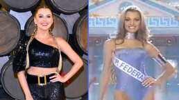 """""""Estaba en el hueso total"""": Marjorie de Sousa pesó 45 kilos cuando participó en Miss Venezuela"""