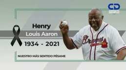 ¡Descansa en paz, leyenda! Hank Aaron fallece a los 86 años