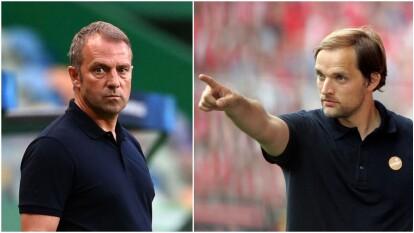 Duelo de alemanes, Flick y Tuchel por la Champions