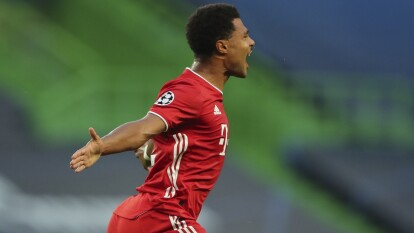 Doblete de Gnabry mete al Bayern a la final de la Champions League