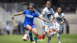 Mariana Gutiérrez cuenta las horas para el inicio de la Liga BBVA MX Femenil
