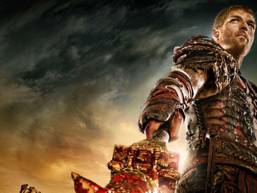 Liam reemplazó al actor Andy Whitfield, quien también interpretó a Espartaco en Spartacus: Blood and Sand.