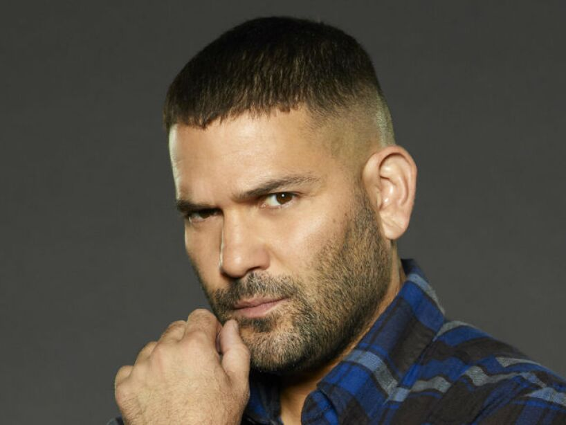 6. Guillermo Diaz: Tuvo que ocultar que era gay para poder interpretar a machos en series como Scandal.