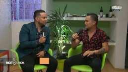 Lorenzo Méndez espera que su canción sea un himno en bodas