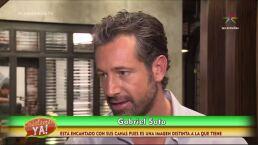 ¡Conoce la nueva imagen de Gabriel Soto!