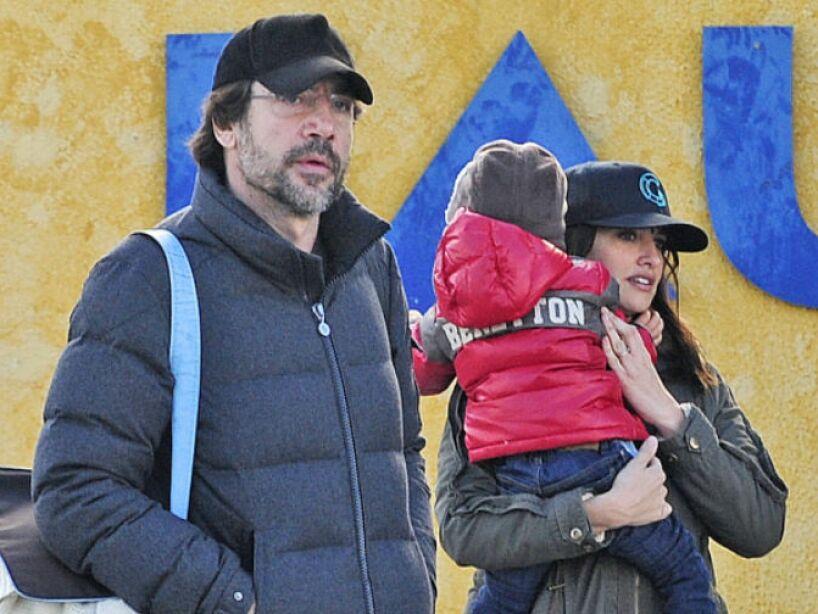 2. Penélope Cruz y Javier Bardem: Los actores nombraron a su hija Luna, como el satélite natural.