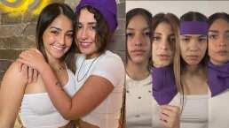 Romina Marcos estrena poderosa canción sobre el feminismo al lado de sus amigas