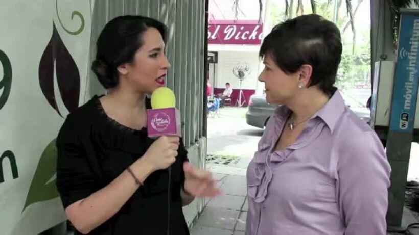 Lili Garza, detrás de una gran actriz como dice el dicho