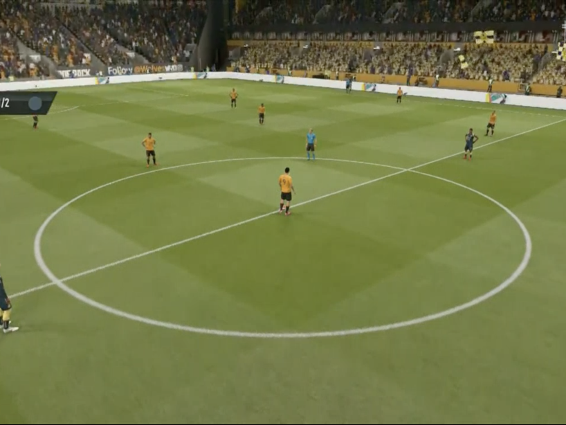 eAmistosos, Wolves vs América, 2.png