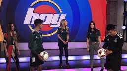 'Rutina de Hoy': Aprende a dominar el balón de soccer con el campeón nacional de dominadas