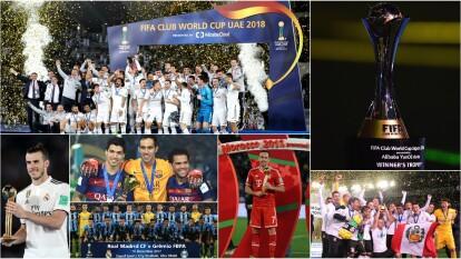 Los clubes ganadores las ligas más importantes en el mundo, se enfrentarán para levantar la copa el próximo 21 de diciembre.