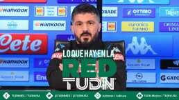 'Chucky' Lozano ya trabaja bajo el mando de Gattuso