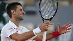 Djokovic gana pero Ymer se lleva los aplausos