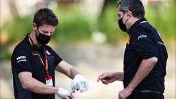 Accidente orilla a Grosjean a decidir dejar la F1