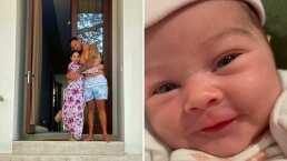 Natti Natasha y su prometido provocan ternura al compartir la adorable sonrisa de su bebita