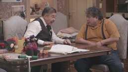 'Romualdo' le pide perdón a 'Plácido' por plantar en el altar a 'Martina'