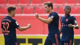 Bayern cumple en el Bay Arena y golea al Leverkusen