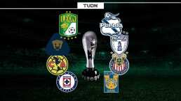 Listos los horarios de los cuartos de final del Guard1anes 2020 BBVA MX