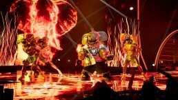 """Elefante hace candente interpretación de 'Fuego': """"Ahora sí Yuri, traéte a los bomberos"""""""