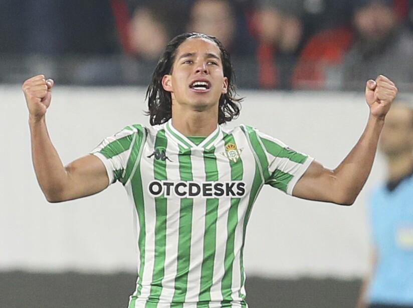 Betis empata a cero goles ante el Osasuna