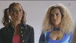 Julia se viste de chavarruca para vencer a Lucía en un casting
