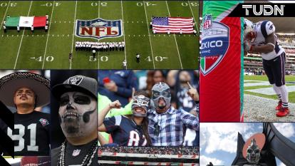 México también vive la pasión de la NFL y este lunes los Kansas City Chiefs se enfrentarán a Los Angeles Chargers en el 'Monday Night Football'.<br />