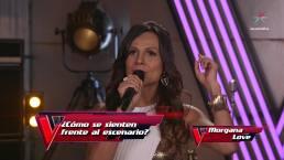 Morganna es eliminada de La Voz... México