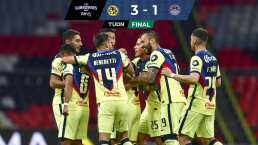 Resumen | América hizo respetar el Azteca con victoria 3-1 sobre Mazatlán