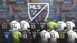 Vela y Chicharito, las camisetas más vendidas en la MLS
