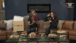 Montse y Joe presumen los regalos que recibieron de sus fans para su nueva casa