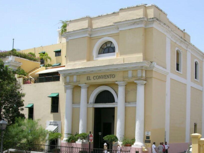 5. Hotel El Convento: En San Juan, Puerto Rico, sus huéspedes dicen escuchar a las monjas que antes habitaban ahí.