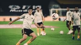 Wolves destaca que Raúl no sufre lesiones serias