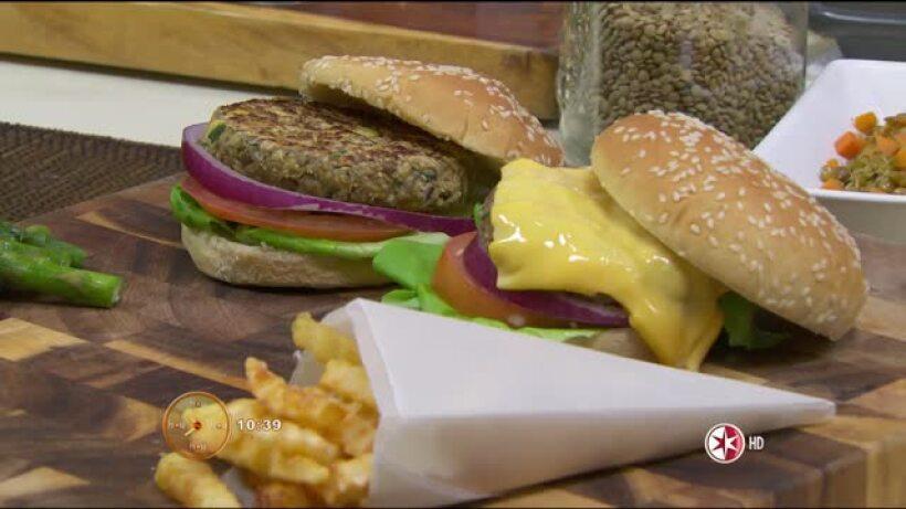Receta: Hamburguesas del Chef Oropeza