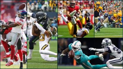Los Pats siguen arrollando y los Dolphins no paran de sufrir; todos los resultados de la Semana 3 en la NFL.