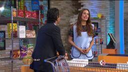 ´La cajera robot´ comedia con Galilea Montijo y Andrea Legarreta