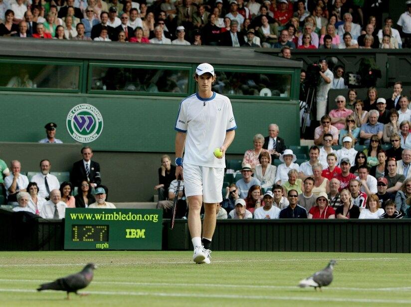 Wimbledon Championships 2006 - Day Four