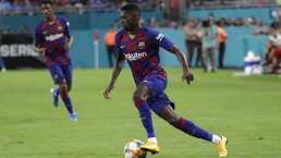 "Arturo Vidal: ""Ousmane Dembélé tiene que madurar"""