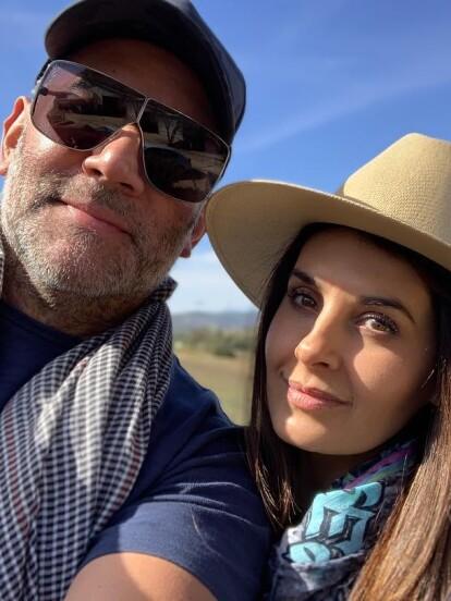 Eduardo Santamarina y Mayrín Villanueva conforman uno de los matrimonios más sólidos dentro del mundo del espectáculo.