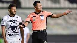 Lo admitió Brizio: el error que cometió el árbitro en la Final