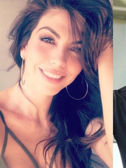 África Zavala le dio otra oportunidad al amor con el actor venezolano León Peraza, con quien comparte tiernas fotos en Instagram.