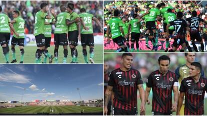 Juárez se aprovechó de la crisis del equipo jarocho para derrotarlos 2-0.