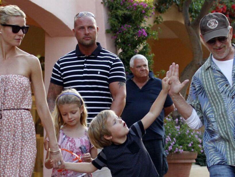 12. Gwyneth Paltrow: La actriz ni siquiera sabe por qué le puso a su hija Apple (manzana).