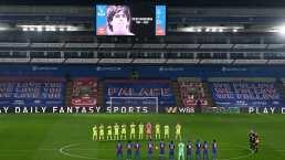 Newcastle y Federico Fernández rinden homenaje a Maradona