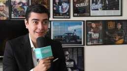 Manuel Anzaldúa le canta al desamor