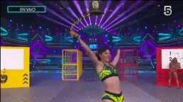 Así fue el debut de Yann y Ella en los circuitos de Guerreros 2020