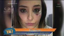 Elisa Vicedo vs. Eduardo Carabajal en los juzgados