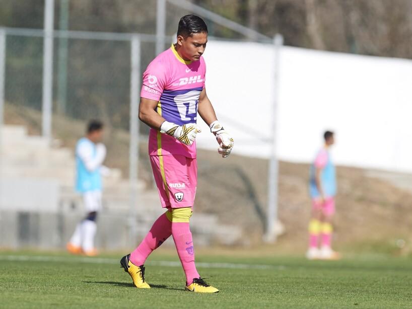 Fuerzas Basicas Sub-20 Guard1anes 2021 Monterrey vs Pumas UNAM